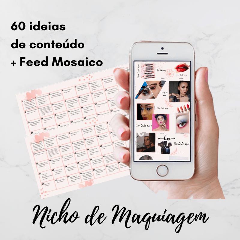 maquiagem 2 - 5 Ideias de Posts para Blog de Beleza + Passo a Passo para Engajamento nas Redes Sociais