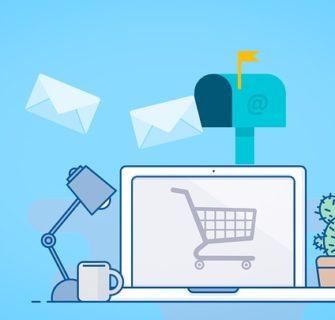 E mail MArketing 335x320 - E-mail Marketing – Como Escrever E-mails que Vendem