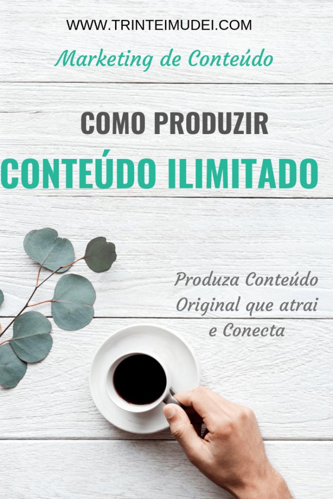Como Produzir conteúdo Ilimitado 683x1024 - Como Produzir Conteúdo Ilimitado