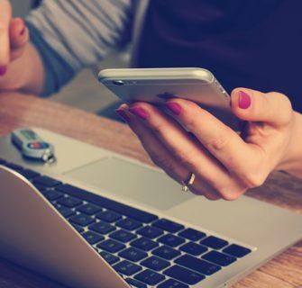trabalhar online 335x320 - Trabalhar Online: O que é Melhor Celular x Computador