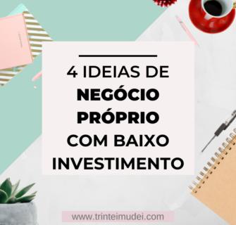 negócio proprio 335x320 - 4 Ideias de negócio próprio lucrativo com baixo investimento