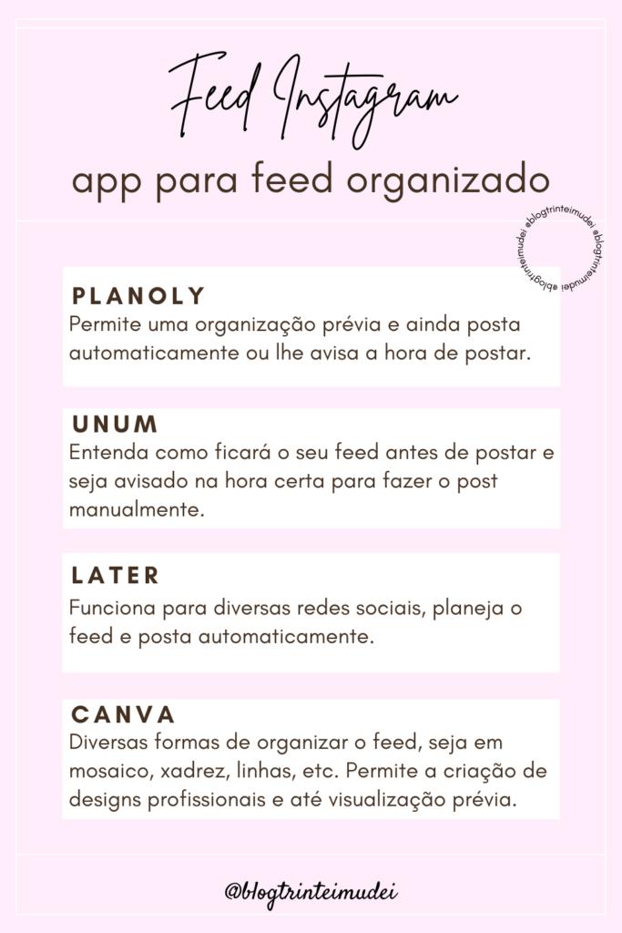 aplicativo para organizar o feed 1 683x1024 - Qual é o melhor aplicativo para organizar o feed do Instagram?