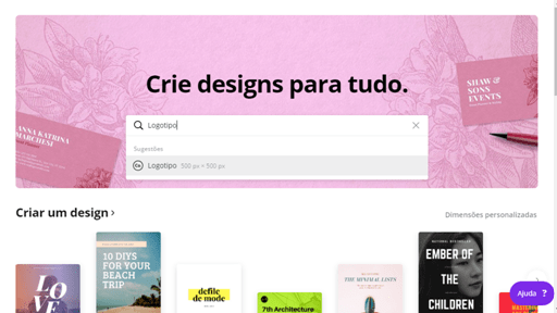 image 1 - Como criar logotipo – passo a passo simples!