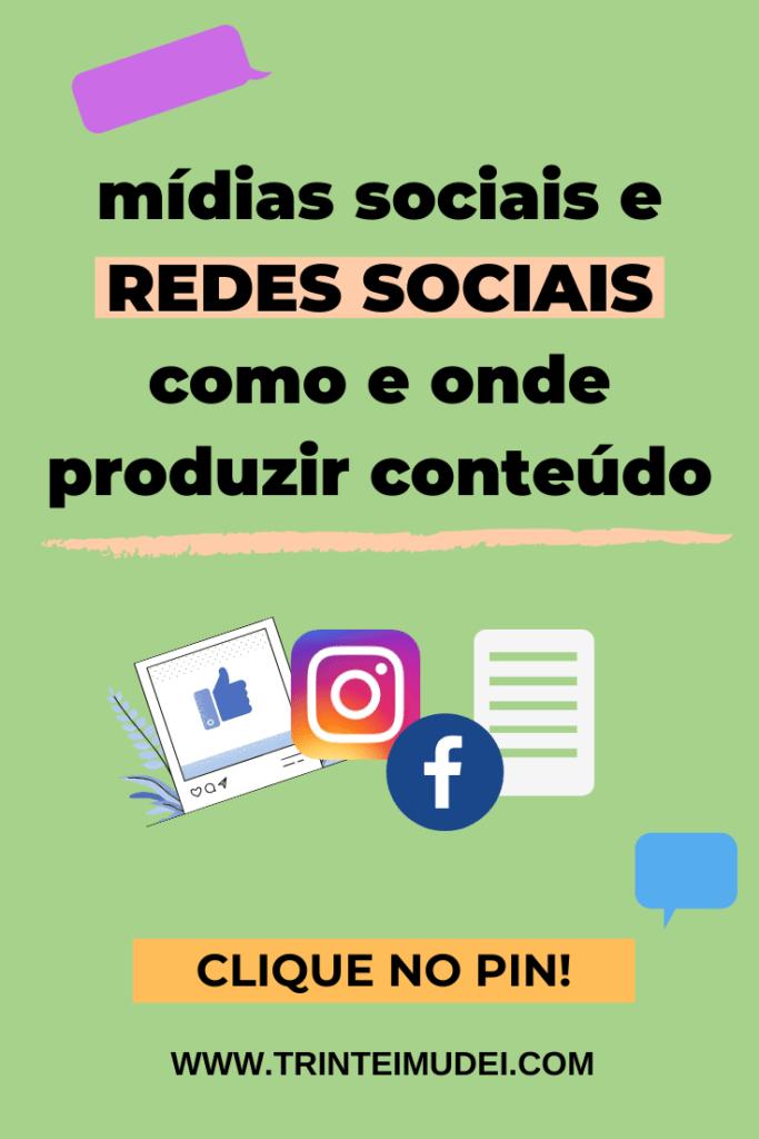 mídias sociais e redes sociais 683x1024 - Mídias Sociais e Redes Sociais - Como e Onde Produzir Conteúdo