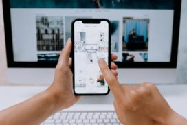 tipos de feed instagram 272x182 - Tipos de feed Instagram – 3 modelos profissionais e fáceis de fazer