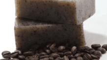 Como fazer sabonete de café caseiro – receita completa