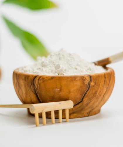 argila branca 420x502 - Argila branca - Principais benefícios e como usar