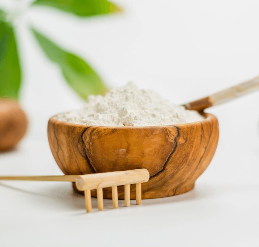 Argila branca – Principais benefícios e como usar