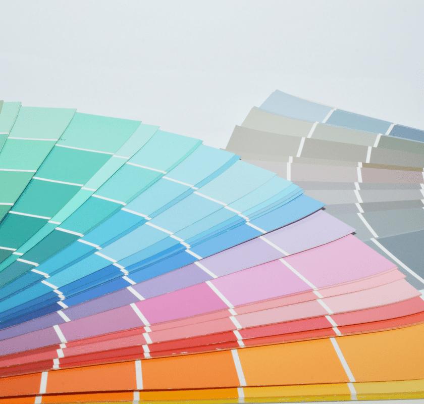 3 Formas de criar uma paleta de cores no Canva