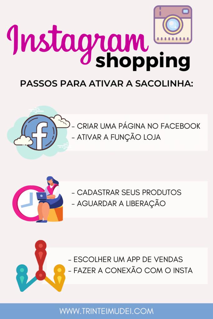 instagram shopping 1 683x1024 - Instagram shopping – Como vender no Instagram no automático