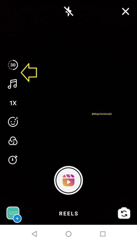 reels instagram 1 576x1024 - Reels Instagram – Como fazer reels com fotos ou frases de um jeito prático!