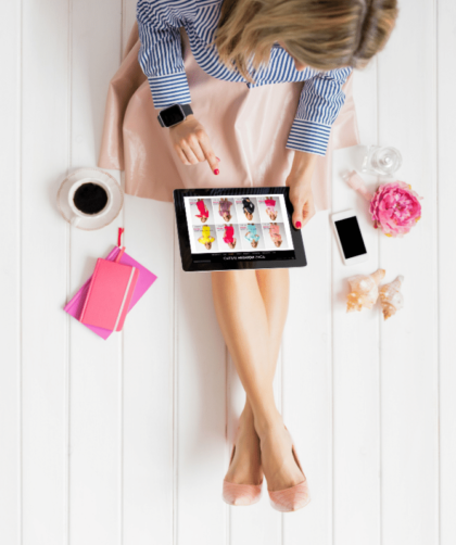 lojinha virtual 2 420x502 - 9 Dicas para lojinha virtual no Instagram -  Aprenda a vender todos os dias