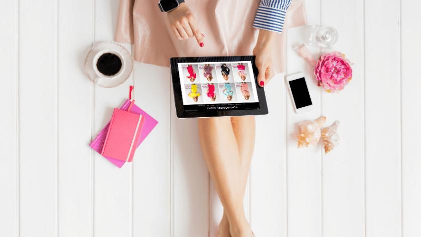 lojinha virtual 2 840x473 - 9 Dicas para lojinha virtual no Instagram -  Aprenda a vender todos os dias