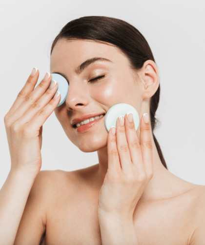 tipos de pele 2 420x502 - Tipos de pele do rosto - Características, como identificar e cuidados essenciais