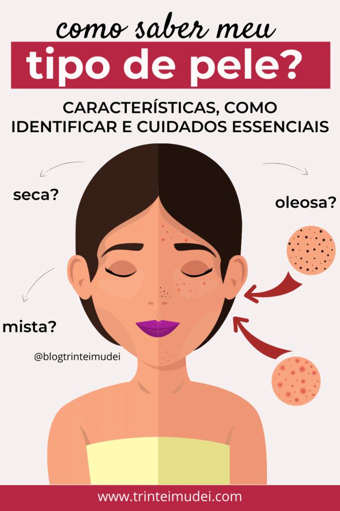 tipos de pele 683x1024 - Tipos de pele do rosto - Características, como identificar e cuidados essenciais