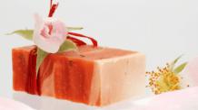 Receita de sabonete artesanal de rosa damascena passo a passo